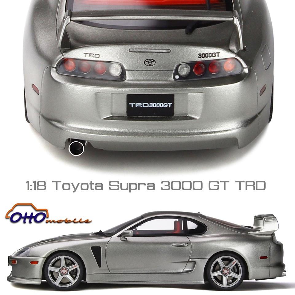 Toyota supra 3000gt otto 1:18