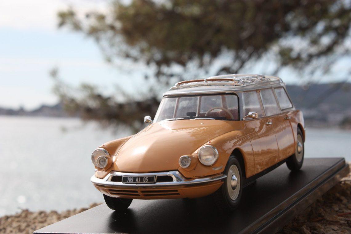 Citroën id 19 break 1:24 hachette collection ixo