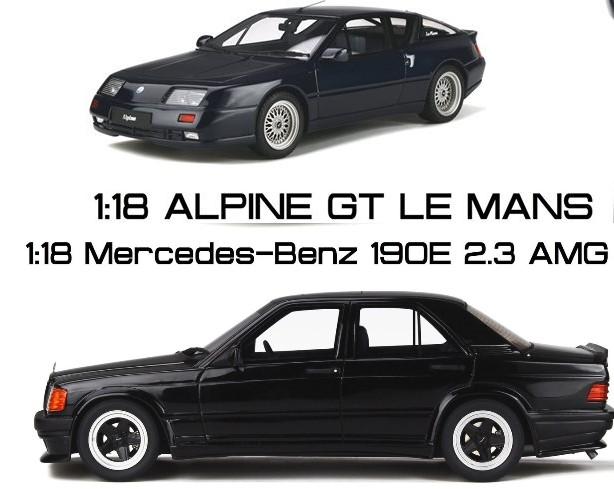 Mercedes Alpine 118 ottomobile decembre
