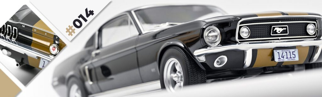 Norev 1:12 ford MUSTANG_