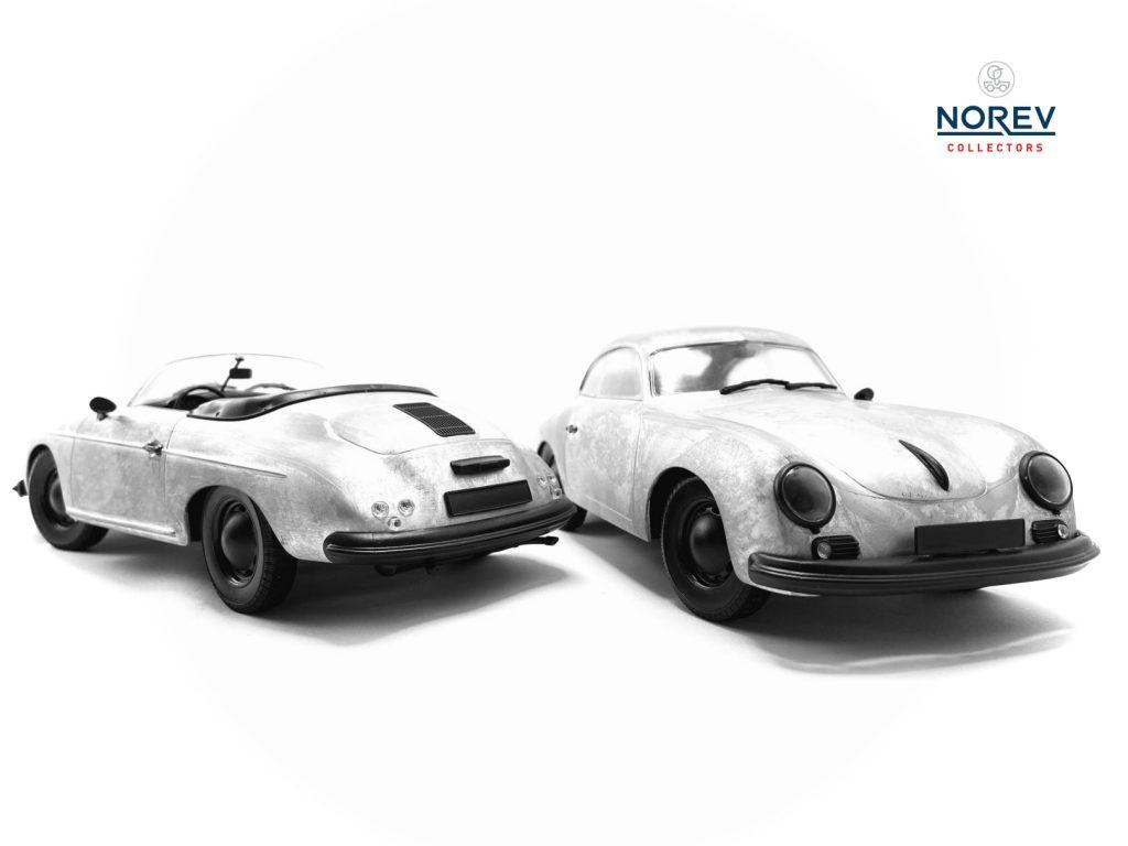 Porsche 356 norev 1:18