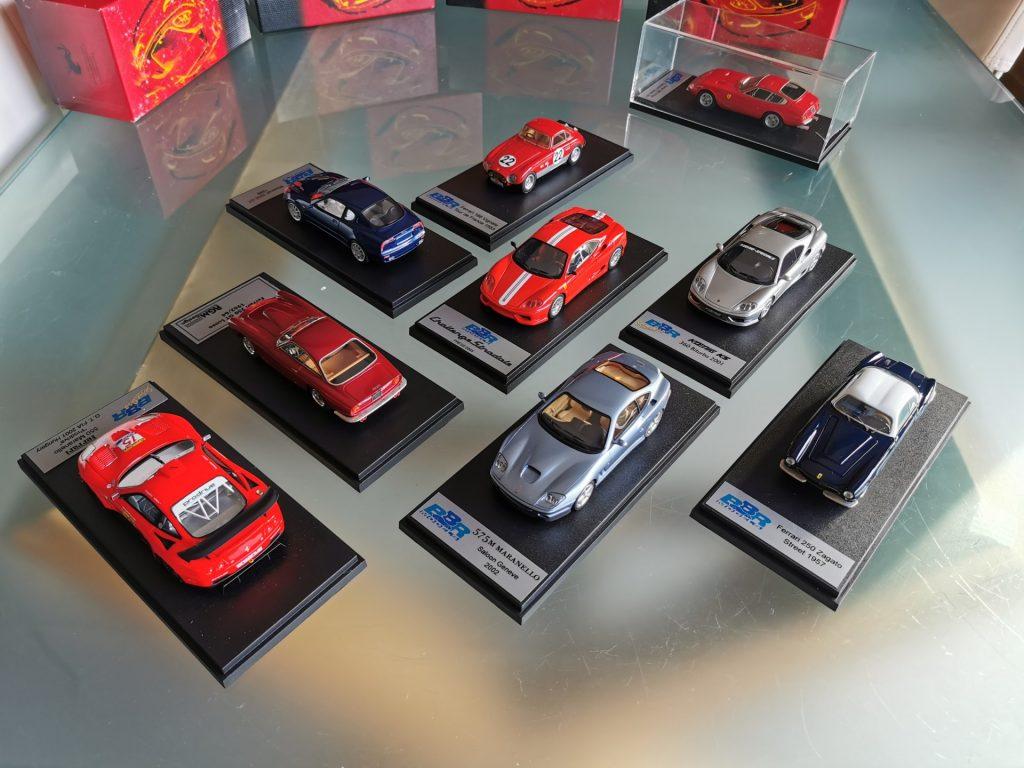 Ferrari 1:43 bbr