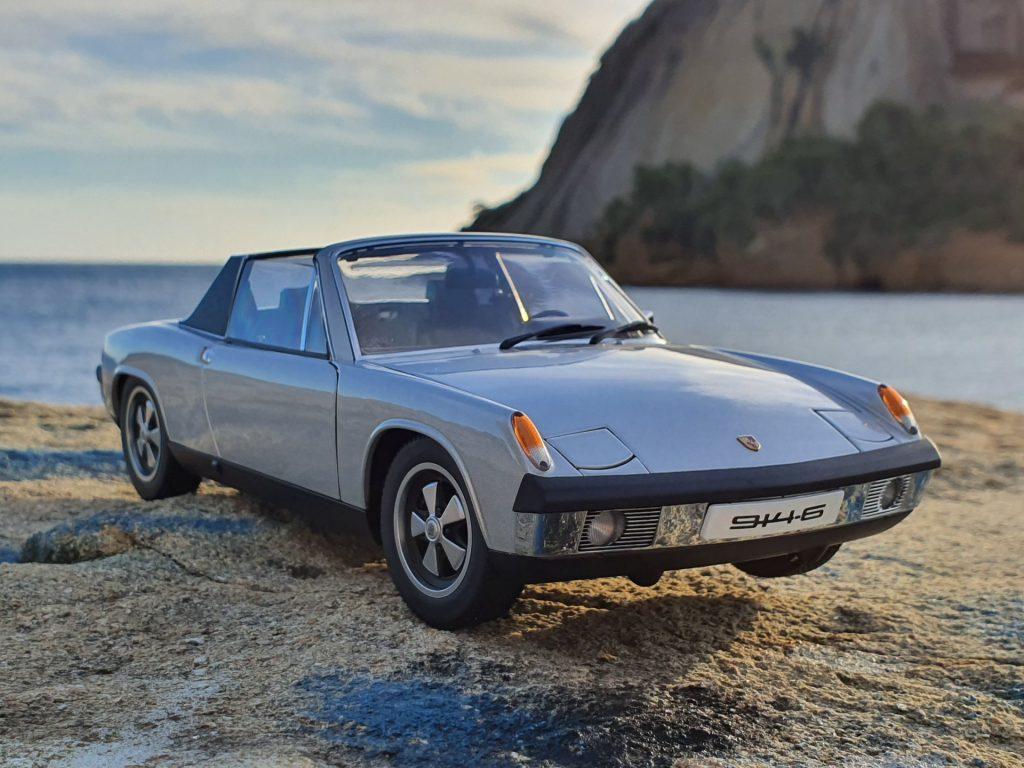 Porsche 914/6 autoart 1:18