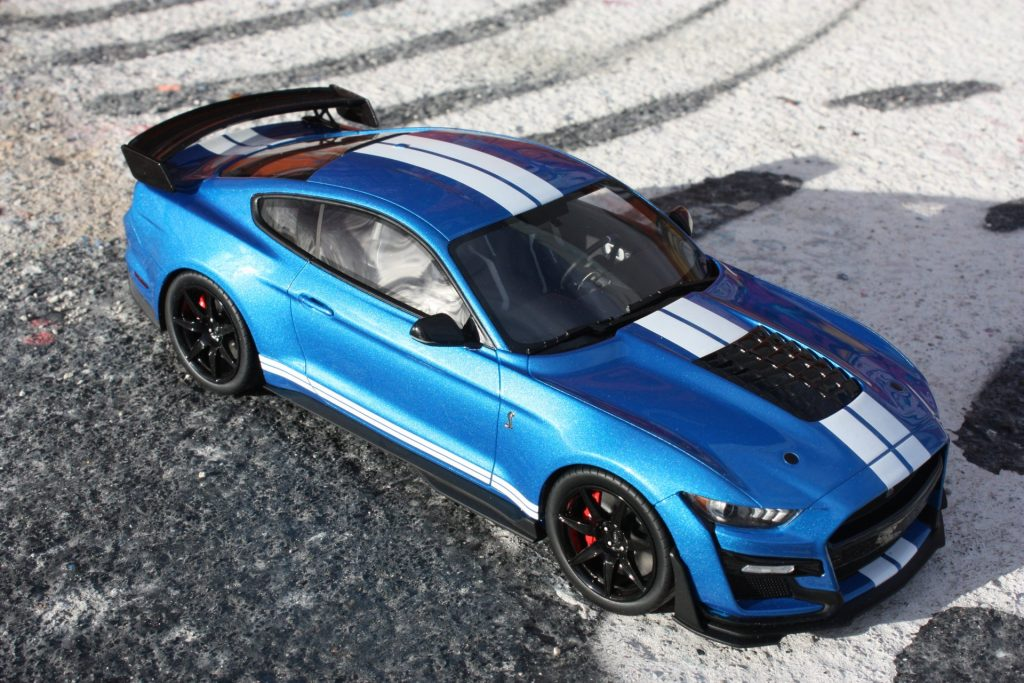 Ford Mustang Shelby GT500 1:18 GTSpirit