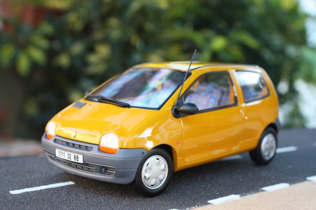 Renault twingo norev 1:18