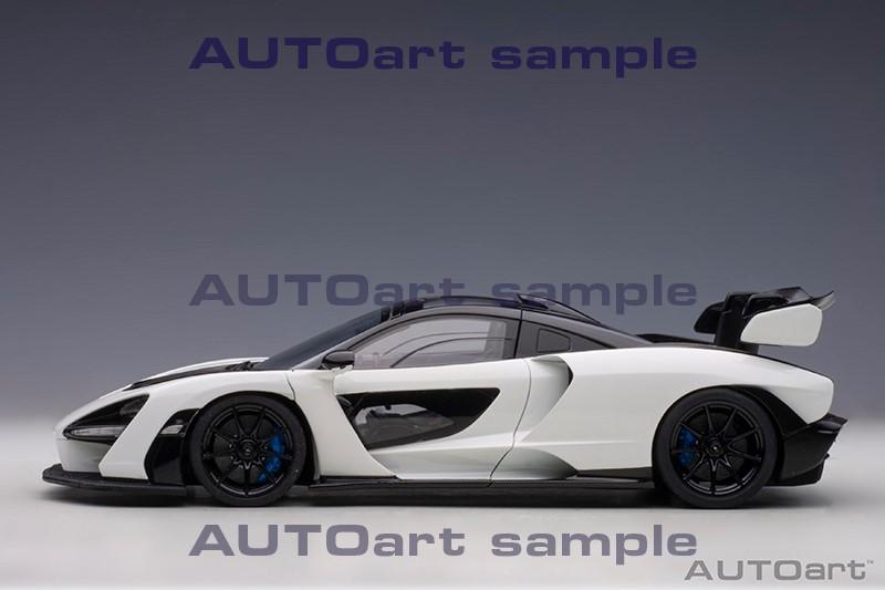 autoart 1:18 Lamborghini aventador svj mclaren senna