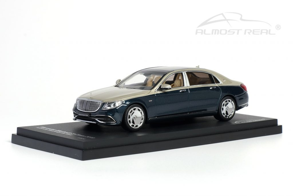 Mercedes-Maybach S-Class - 2019 almostreal 1:43