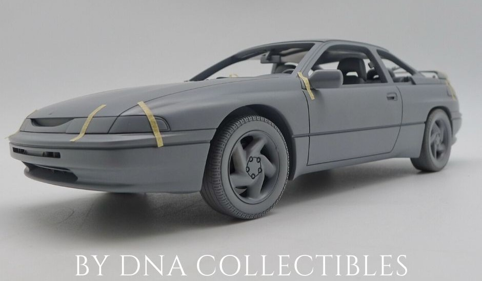 subaru alcyone svx 1:18 dna collectibles