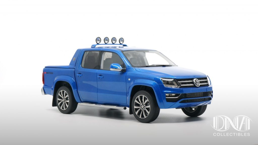vw amarok aventura dnacollectible 1:18