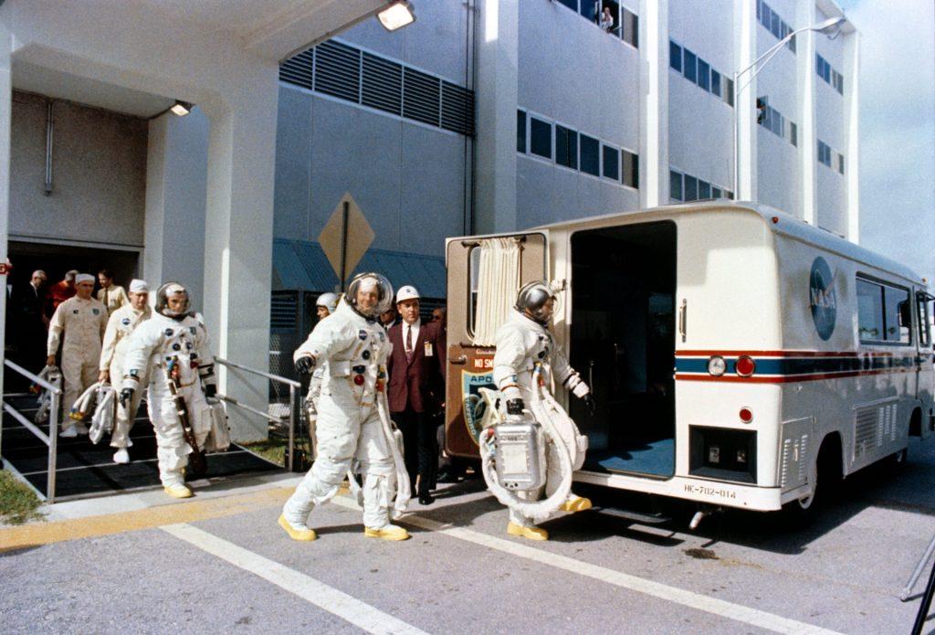 "Clark Cortez astronaut van ""astrovan"" apollo 11 1:43 autocult"