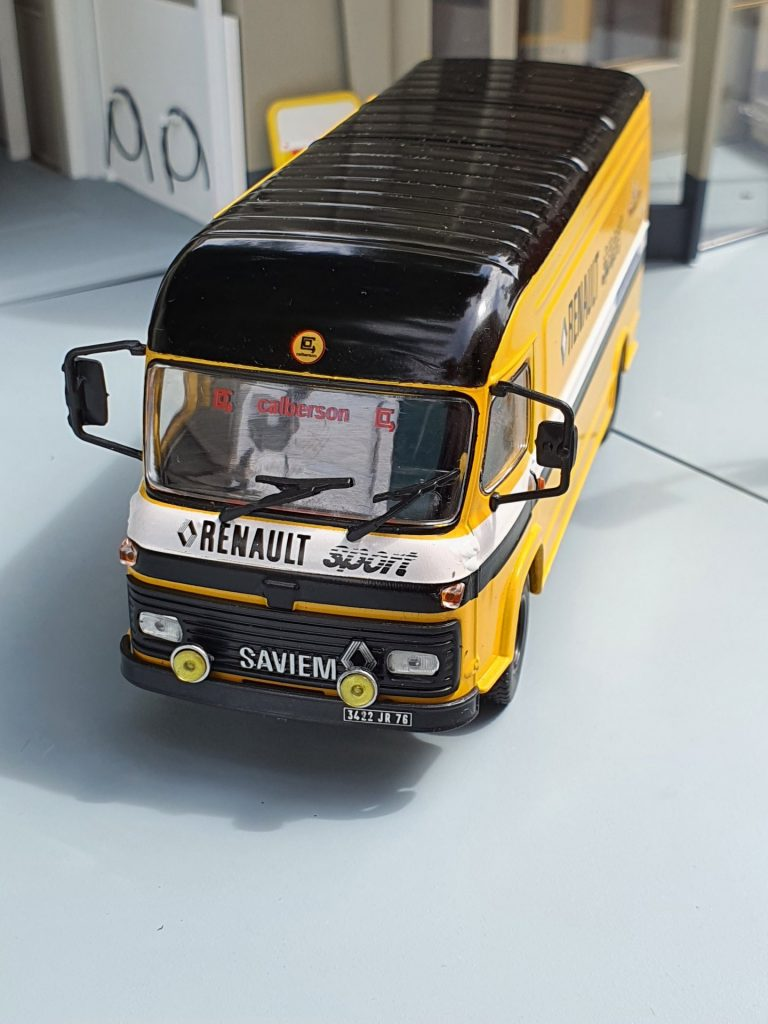 altaya 1:43 ixo collection véhicules d'assistance rallye