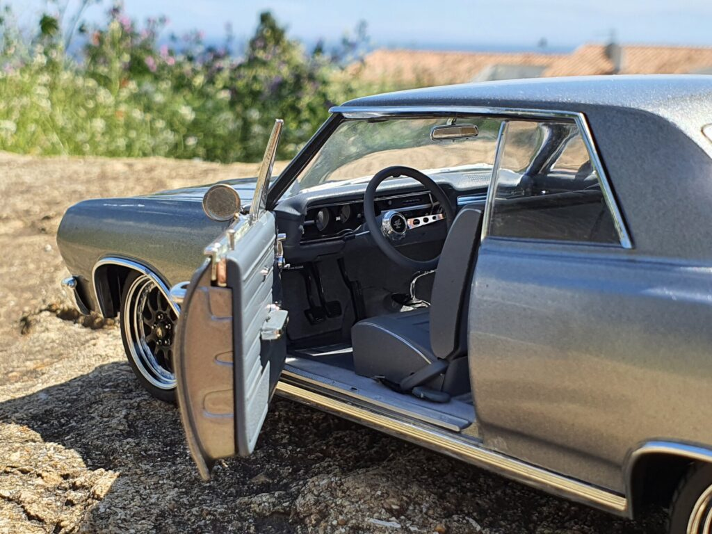 Chevrolet Chevelle Malibu 1:18 acme the anvil