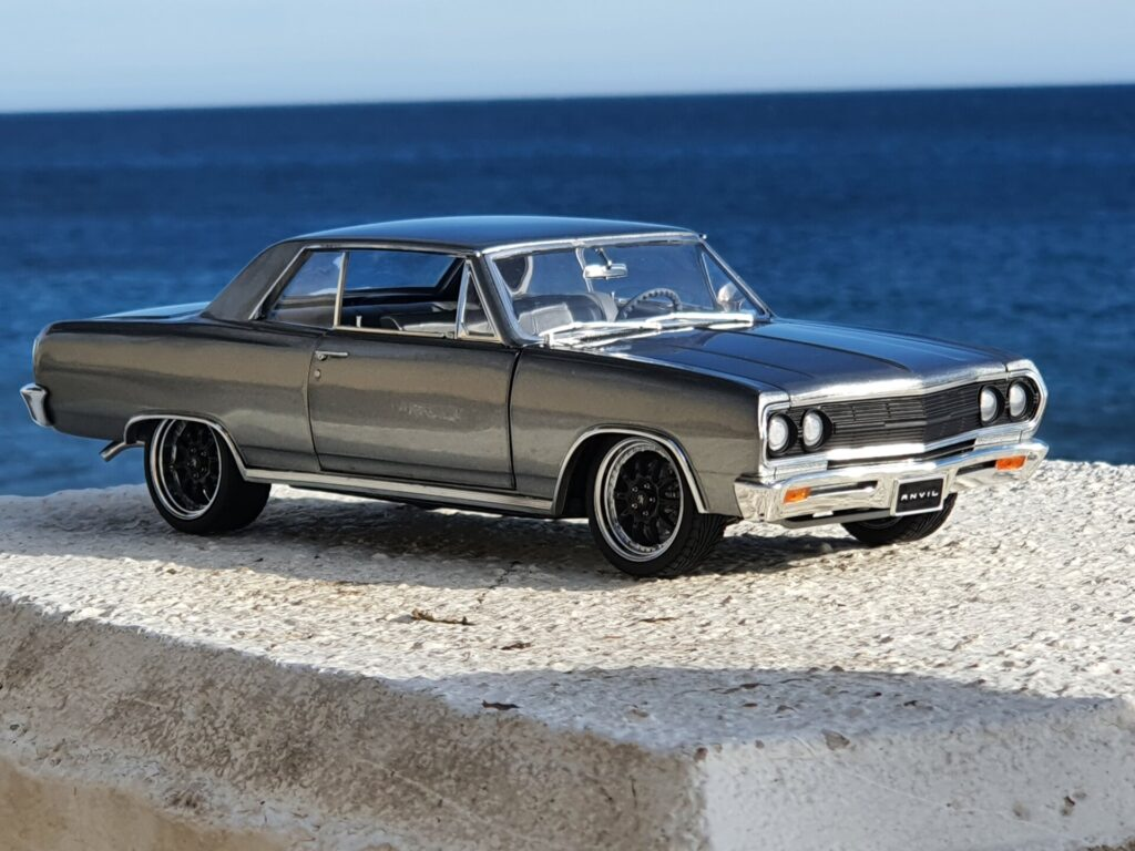 Chevrolet Chevelle Malibu 1:18 acme the anvil