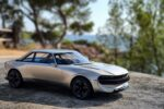 peugeot e-legend 1:18 ottomobile