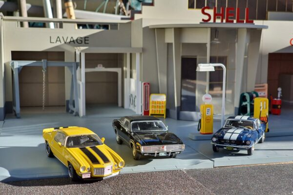 Collection american cars altaya 1:43 ixo shelby chevrolet camaro dodge charger