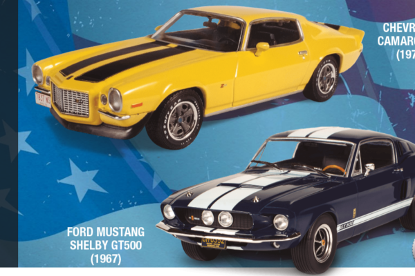 Altaya collection presse american cars 1:43 ixo altaya