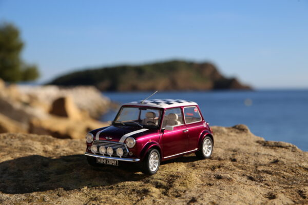 Mini cooper sport pack 1997 solido 1:18