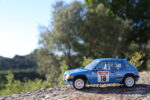 peugeot 205 rallye pts tour de corse 1990 1:18 solido