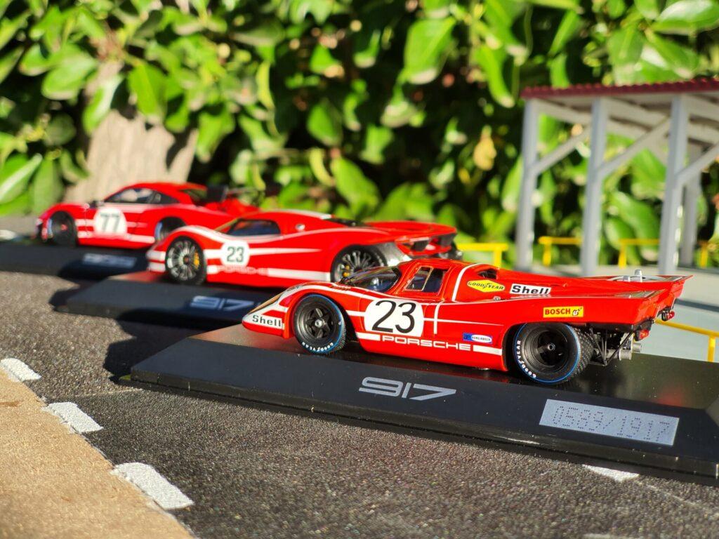 porsche 1:43 spark salzburg edition 917k 917 living legend 935