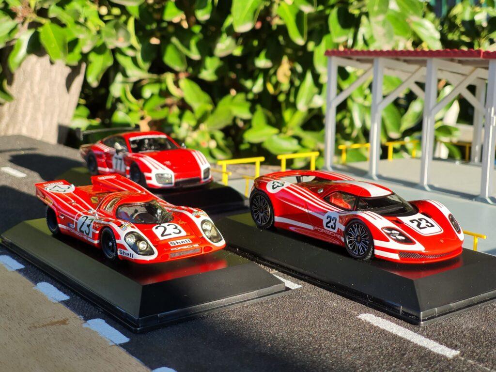 spark 1:43 porsche salzburg edition 917 935 living legend