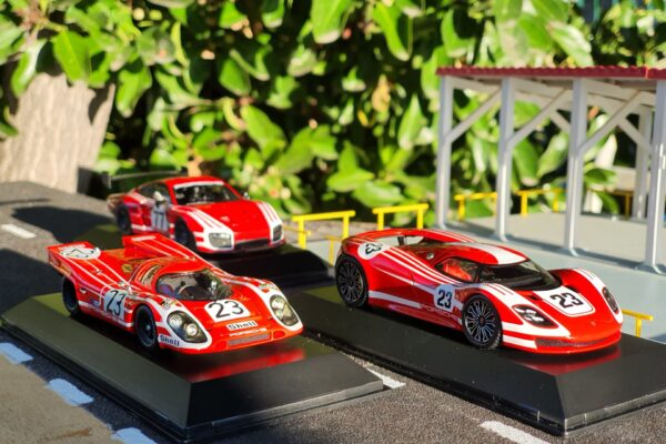 spark 1:43 porsche salzburg edition 917 935 living legend