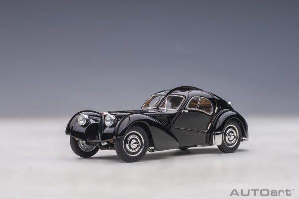Bugatti 57sc atlantic 1:43 autoart