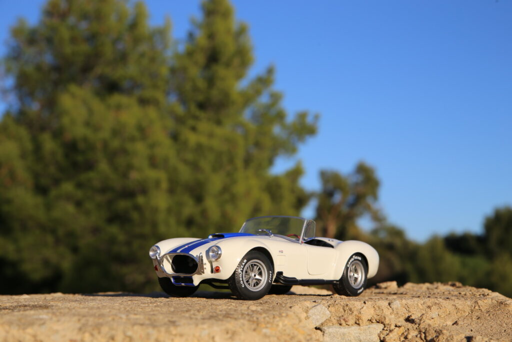 Shelby Ac Cobra 427 S/C 1:18ème solido