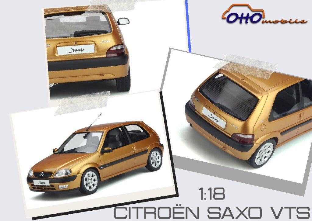 Saxo vts 1:18 ottomobile