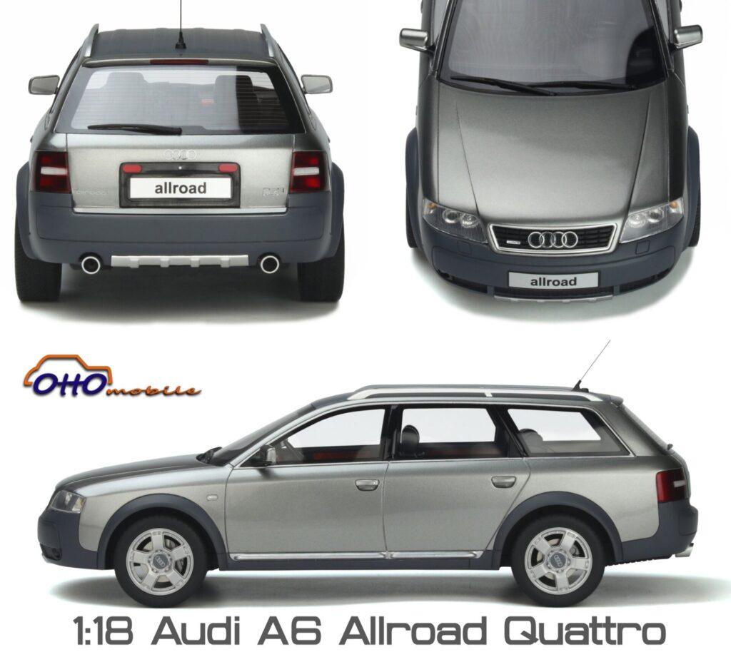 Audi a6 allroad 1:18 ottomobile