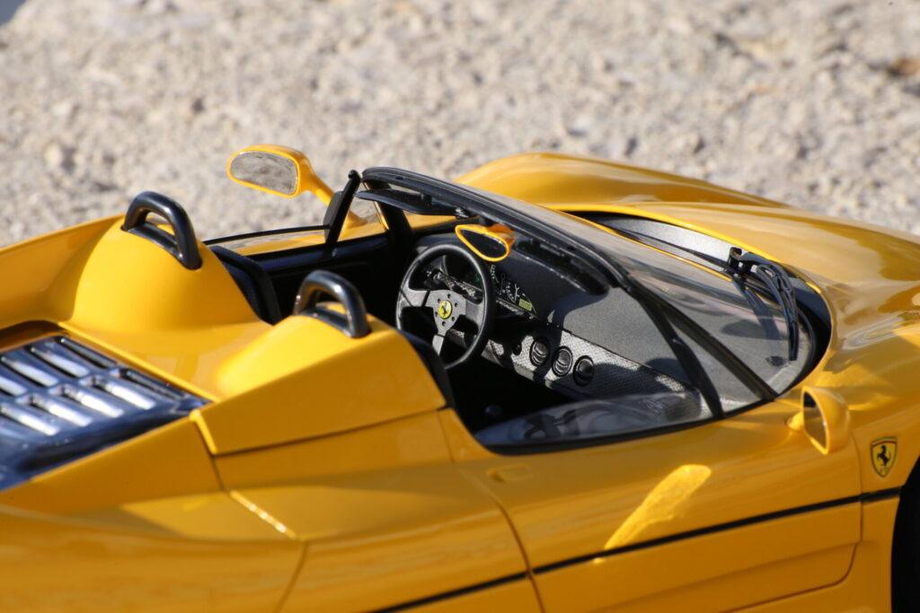 Ferrari F50 1:12ème tamiya