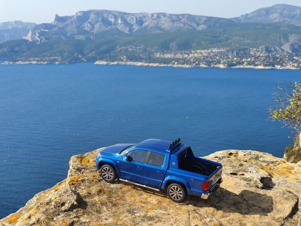 Volkswagen Amarok aventura 1:18 dna collectibles