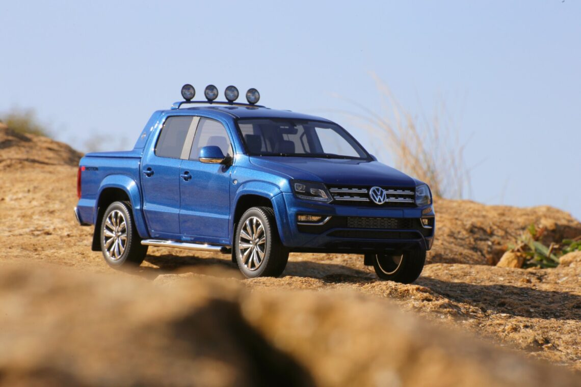 Volkswagen Amarok aventura 1:18 dna collectibles