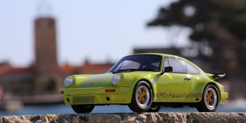Porsche 911 Carrera 3.0L RS au 1:18ème par Gt Spirit