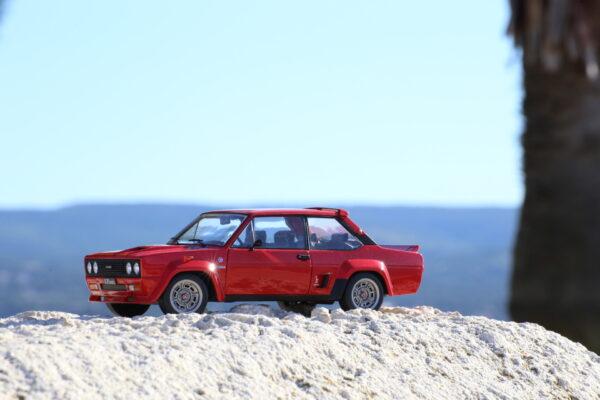 Fiat 131 Abarth 1:18 Solido