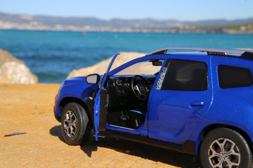 Dacia Duster 15ème anniversaire 1:18ème solido