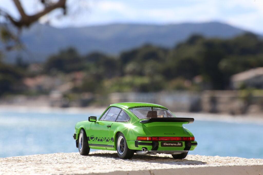 Porsche 911 930 Carrera 3.2L 1984 solido 1:18ème