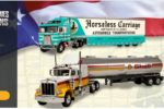 Collection camion américains altaya 1:43