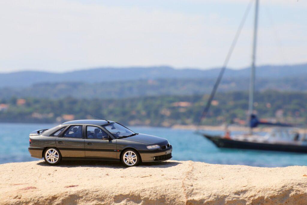 Renault Safrane Biturbo baccara 1:18 ottomobile