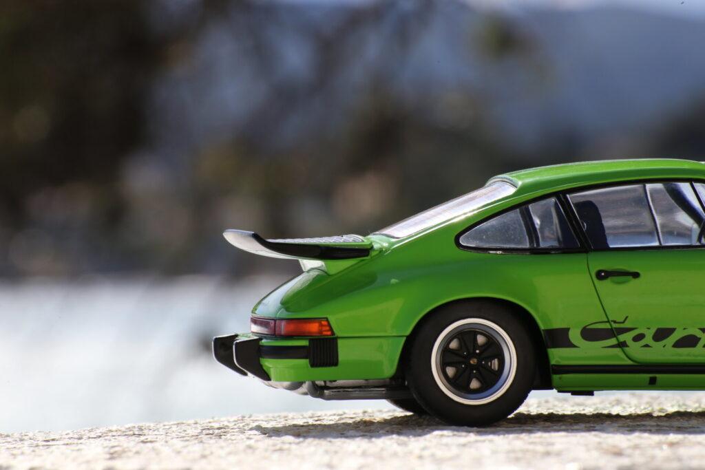 Porsche 930 911 carrera série g 1:18ème solido