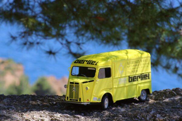 Citroën hy service berliet 1:18 solido
